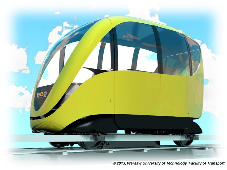 Prt City Transport Of The Future Business