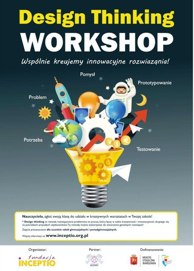 Projekt design thinking workshop aktualno ci for Pol junior design